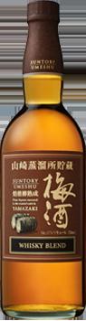 山崎梅酒焙煎樽熟成梅酒